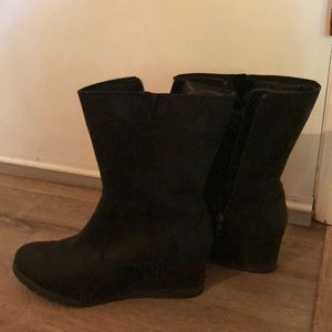 Ugg Waterproof Wedge Boots